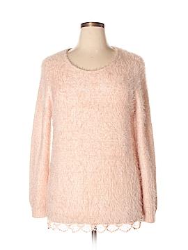 Nurture Pullover Sweater Size XL