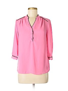 Kim Rogers 3/4 Sleeve Blouse Size S (Petite)