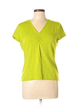 Nine & Company Silk Pullover Sweater Size L