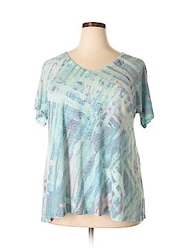 Avenue Studio Short Sleeve T-Shirt Size 18 (Plus)