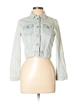 Hollister Denim Jacket Size L