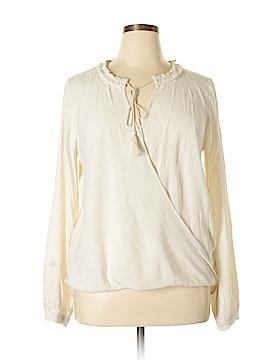 Mystree Long Sleeve Blouse Size M