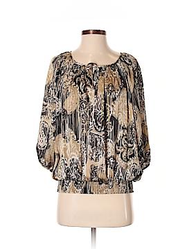 Rafaella 3/4 Sleeve Blouse Size S