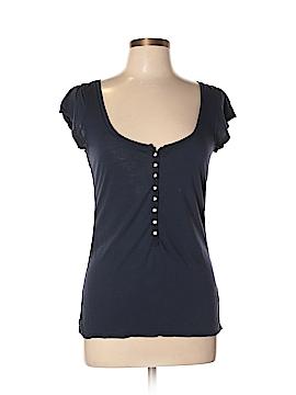 Charlotte Short Sleeve Henley Size L