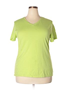 Faded Glory Short Sleeve T-Shirt Size 20 (Plus)