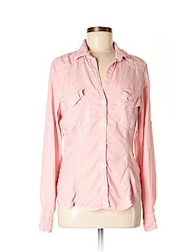 Cloth & Stone Long Sleeve Button-Down Shirt Size M
