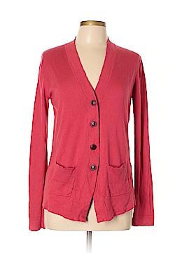 Isda & Co Silk Cardigan Size L