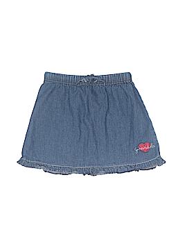 Girandola Denim Skirt Size 3