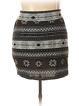 Derek Heart Casual Skirt Size 3X (Plus)