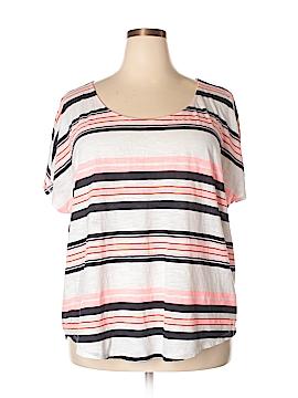 Stylus Short Sleeve T-Shirt Size 3X (Plus)