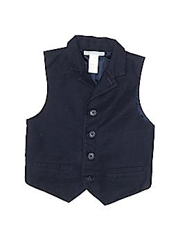 Janie and Jack Tuxedo Vest Size 4