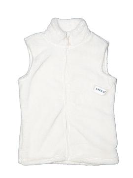 Old Navy Faux Fur Vest Size 10 - 12