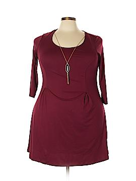 Love Reign Casual Dress Size 1X (Plus)