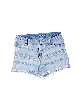 Cat & Jack Denim Shorts Size S (Kids)