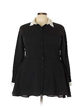City Chic Casual Dress Size 18 (Plus)