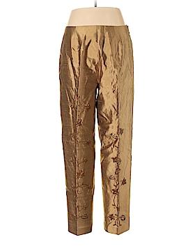 Silk Land Silk Pants Size 16