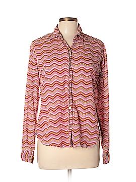 Matta Long Sleeve Button-Down Shirt Size XL