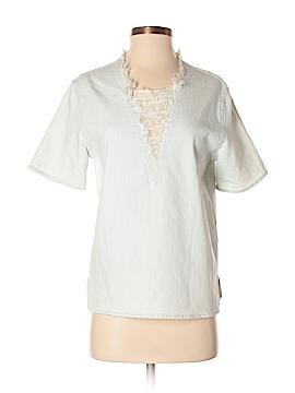Current/Elliott Short Sleeve Blouse Size XS (0)