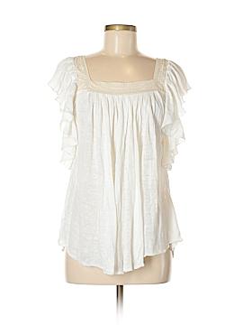 Moda International Short Sleeve Top Size M