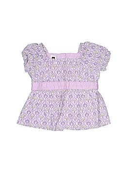 Tea Short Sleeve Blouse Size 12-18 mo