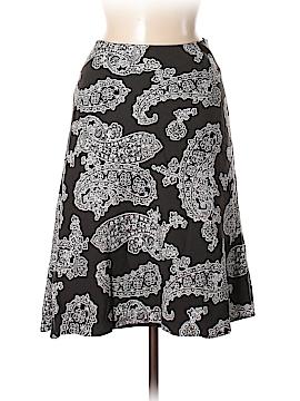 Villager Sport by Liz Claiborne Casual Skirt Size 8