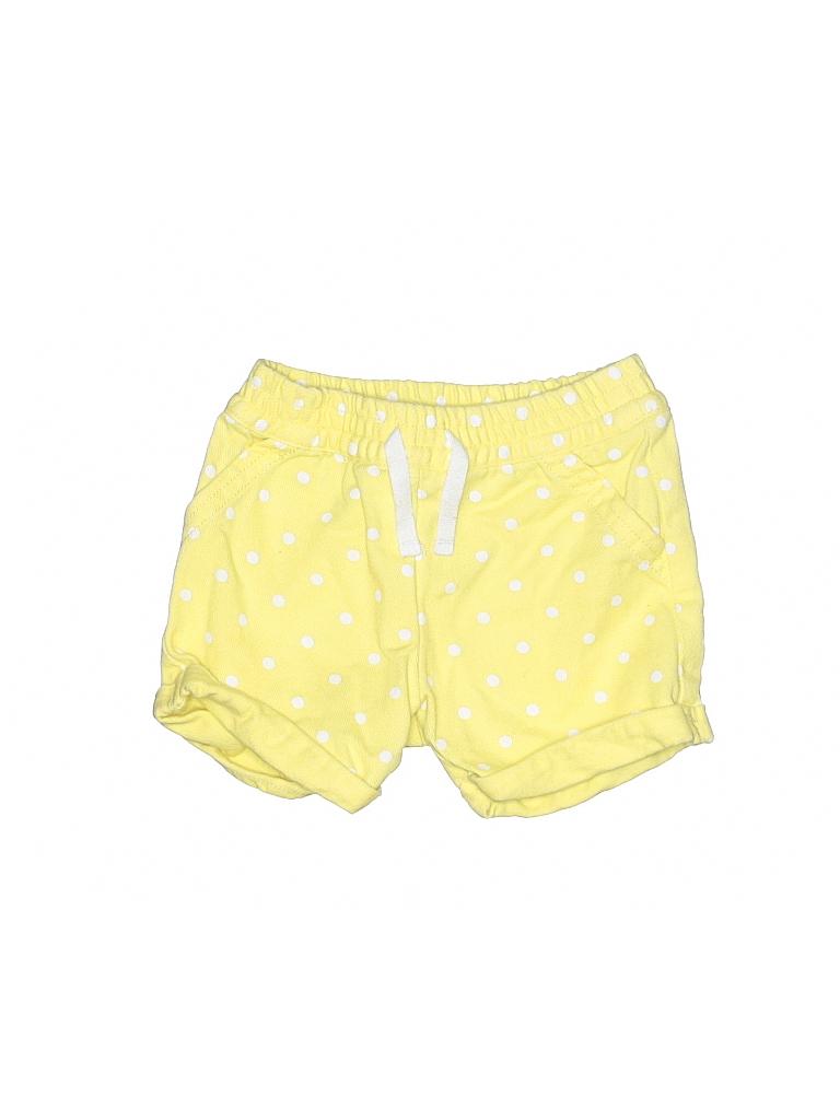 Carter's Girls Denim Shorts Size 9 mo