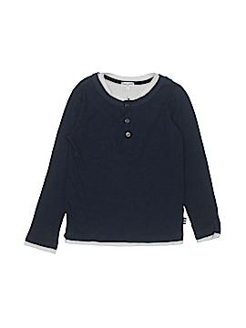 Splendid Long Sleeve Henley Size 5 - 6