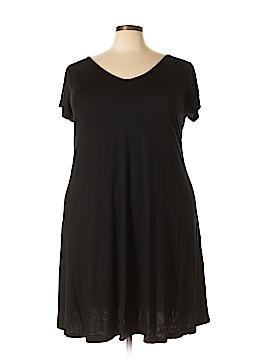 Lane Bryant Casual Dress Size 22 (Plus)