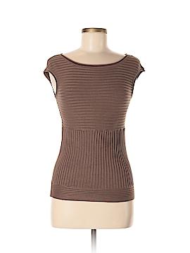 Dolce & Fabuloso Sleeveless Silk Top Size M