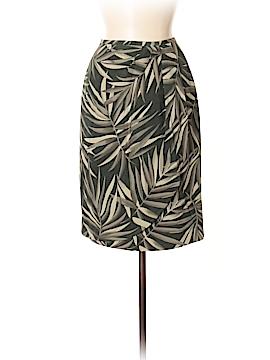 Coldwater Creek Silk Skirt Size 4