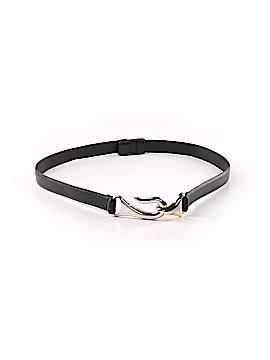Chico's Leather Belt Size Sm - Med
