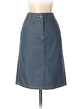 Ann Taylor Denim Skirt Size 6