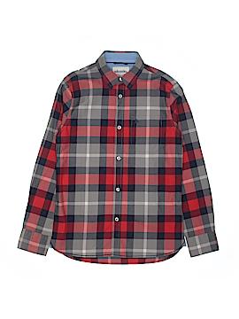 Johnnie b Long Sleeve Button-Down Shirt Size 11