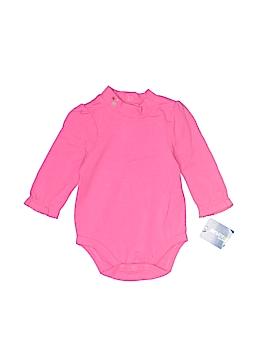 Genuine Baby From Osh Kosh Long Sleeve Onesie Size 3 mo