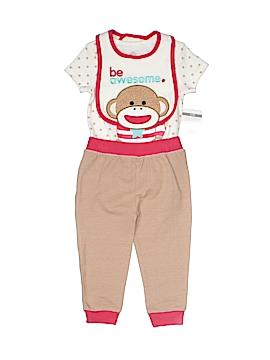 Baby Starters Short Sleeve Onesie Size 12 mo