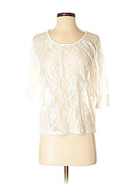 Julie's Closet 3/4 Sleeve Blouse Size S