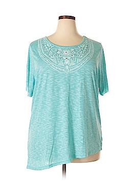 Silverwear Short Sleeve T-Shirt Size 2X (Plus)