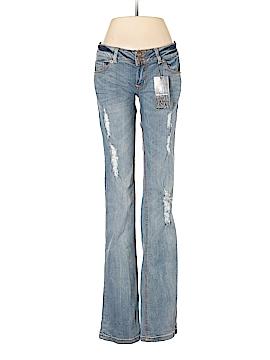 Royal Blue Jeans Size 5