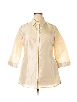 Metrostyle 3/4 Sleeve Blouse Size 18 (Plus)