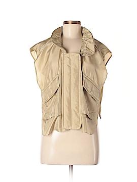 By Malene Birger Short Sleeve Silk Top Size 38 (EU)