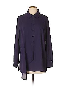 Joan Rivers Long Sleeve Blouse Size S