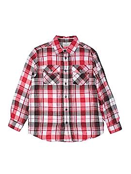 L.L.Bean Long Sleeve Button-Down Shirt Size 16