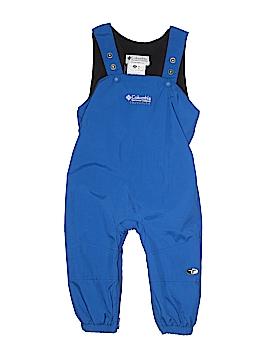 Columbia Snow Pants With Bib Size 2T