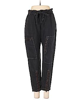 Current/Elliott Linen Pants Size XS (0)