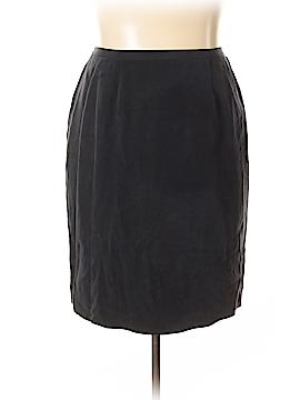 Josephine Chaus Silk Skirt Size 16