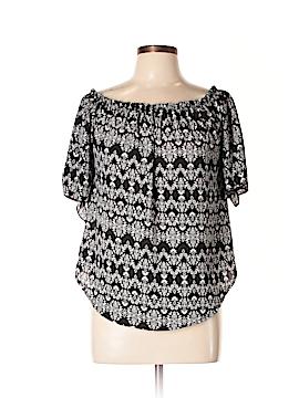 Teenbell Short Sleeve Blouse Size L