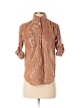 San Francisco Long Sleeve Button-Down Shirt Size S