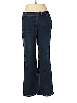 Ann Taylor Factory Jeans Size 12 (Petite)