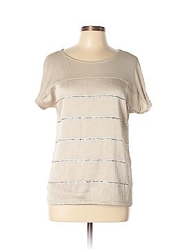 Dana Buchman Short Sleeve Top Size M