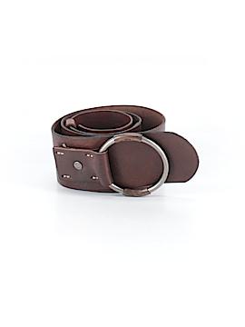 Ruehl No. 925 Leather Belt Size XS